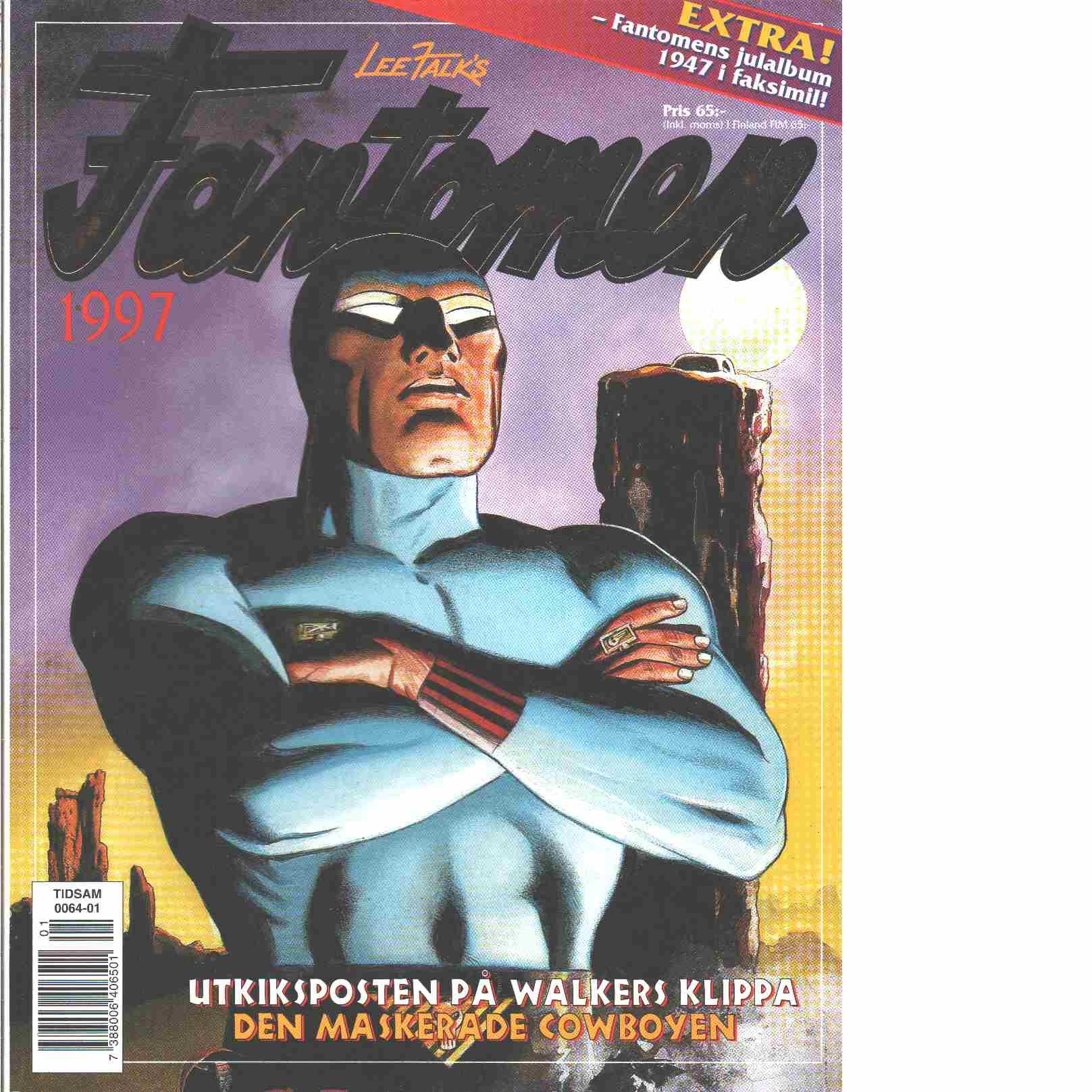 Lee Falk's Fantomen  - Falk, Lee