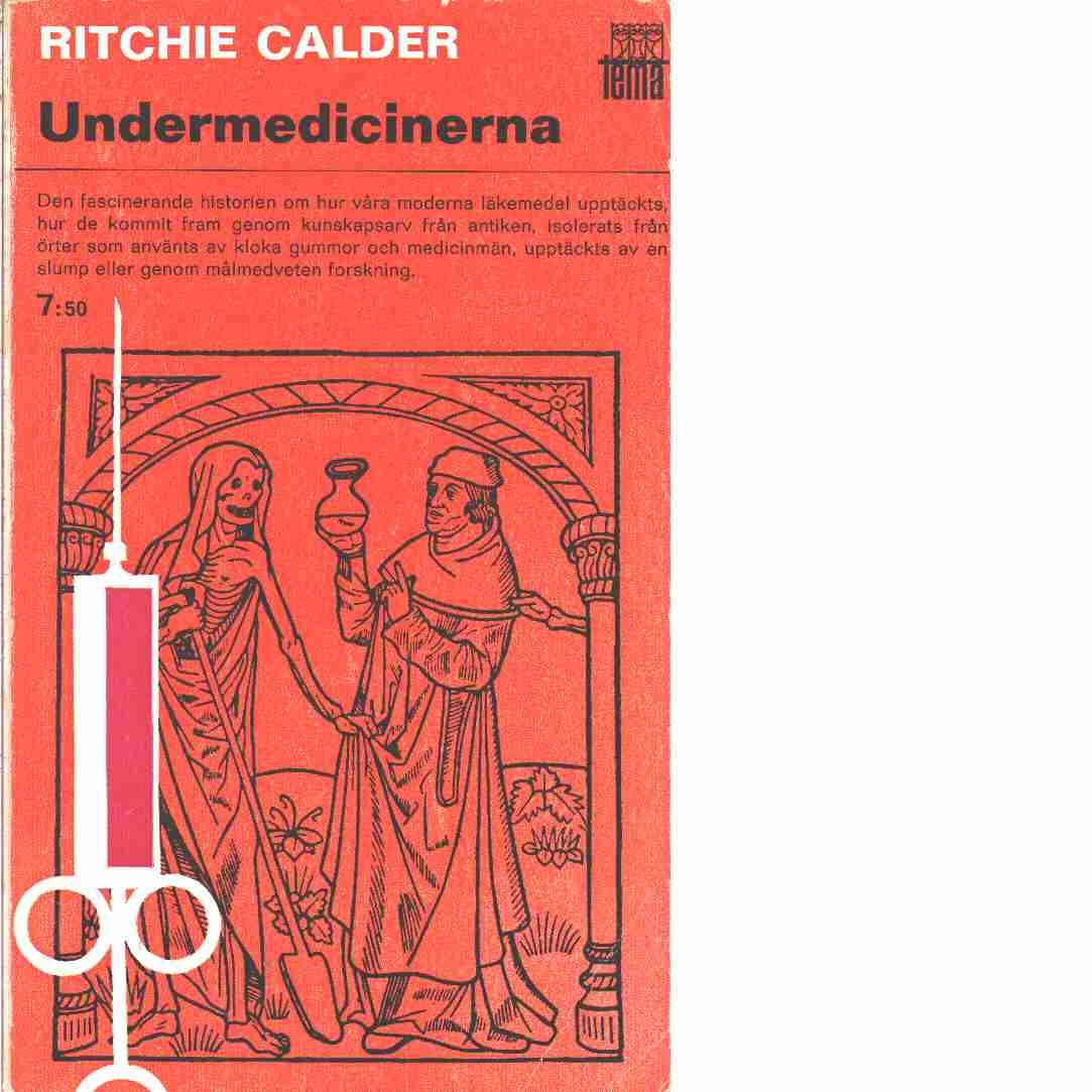 Undermedicinerna - Calder, Ritchie