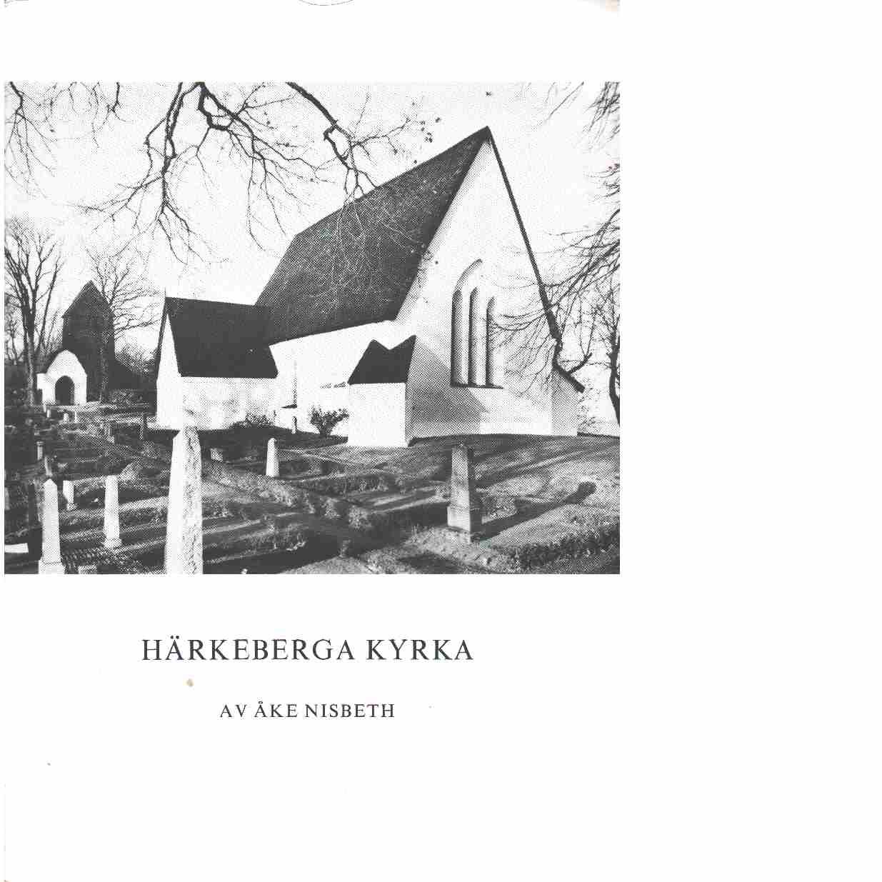 Härkeberga kyrka - Nisbeth, Åke