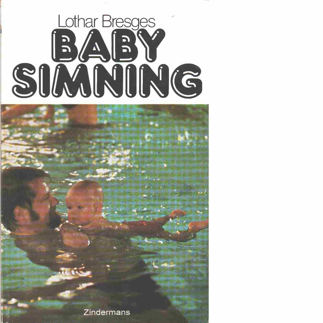 Babysimning - Bresges, Lothar