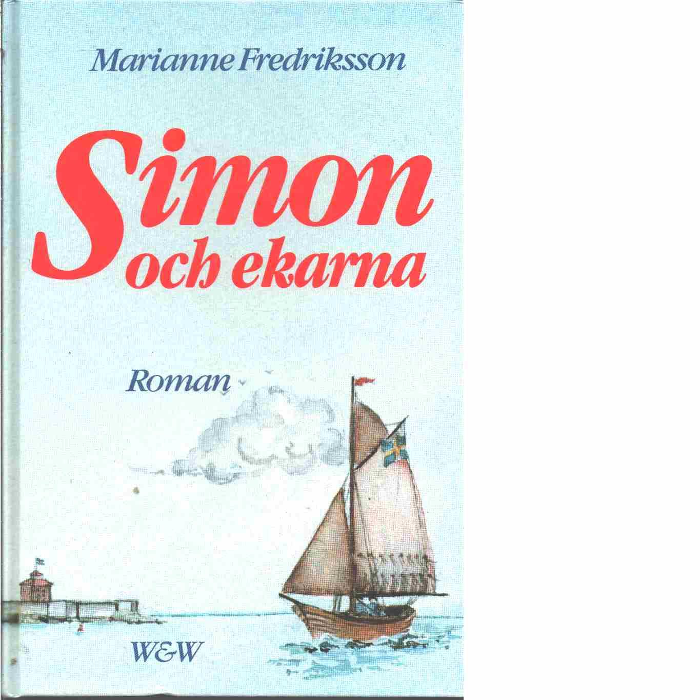 Simon och ekarna - Fredriksson, Marianne