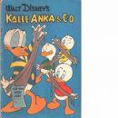 Kalle Anka & C:O - Disney, Walt