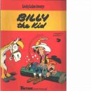 Lucky Lukes äventyr : Billy the Kid  - Morris och Goscinny, René
