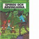 Spirous äventyr 7 : Spirou och arvingarna - Fournier, Jean Claude och Franquin, André