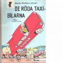 Starke Staffans äventyr De röda taxibilarna  - Peyo