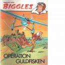 Operation Guldfisken - Karlström, Björn