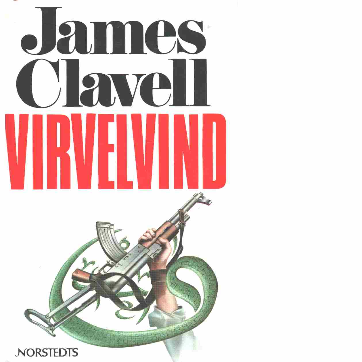 Virvelvind - Clavell, James