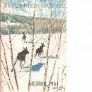 På skidor : Skid- och friluftsfrämjandets årsbok. Årsbok 1961 - Skid- och friluftsfrämjandet