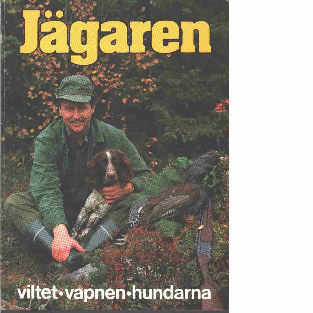 Jägaren. 1991/92  -  Red. Sandgren, Gunnar E.