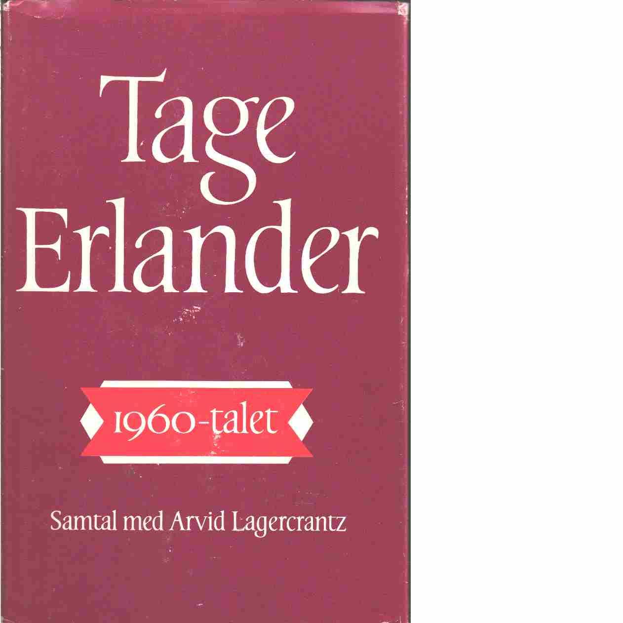 Tage Erlander. 1960-talet - Erlander, Tage
