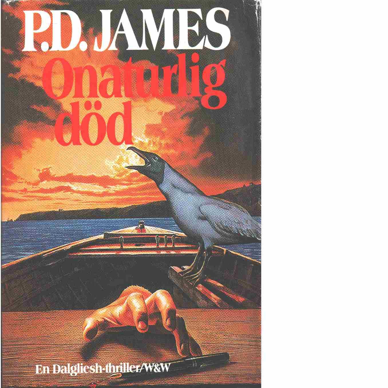Onaturlig död - James, P. D.