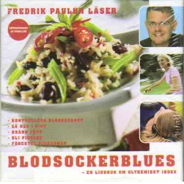 Blodsockerblues (CD-skiva) - Paulún, Fredrik