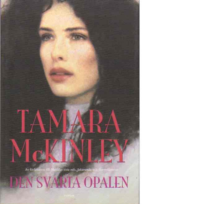 Den svarta opalen - Mckinley, Tamara