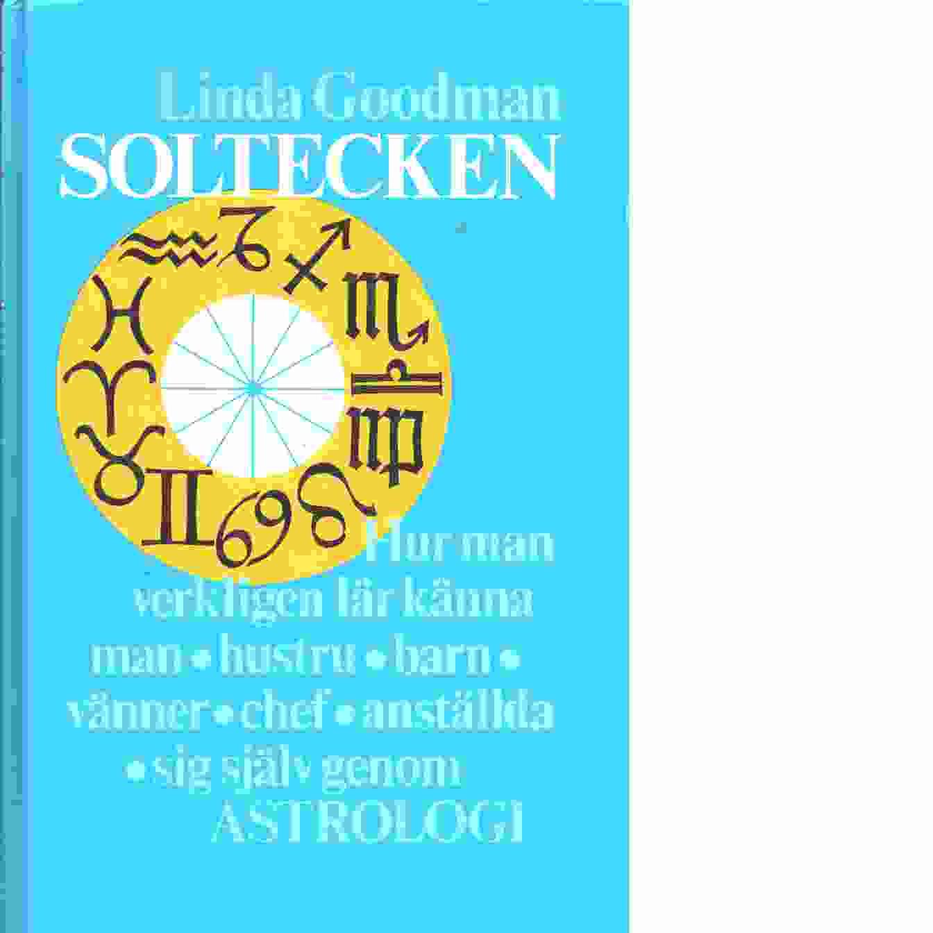 Soltecken - Goodman, Linda