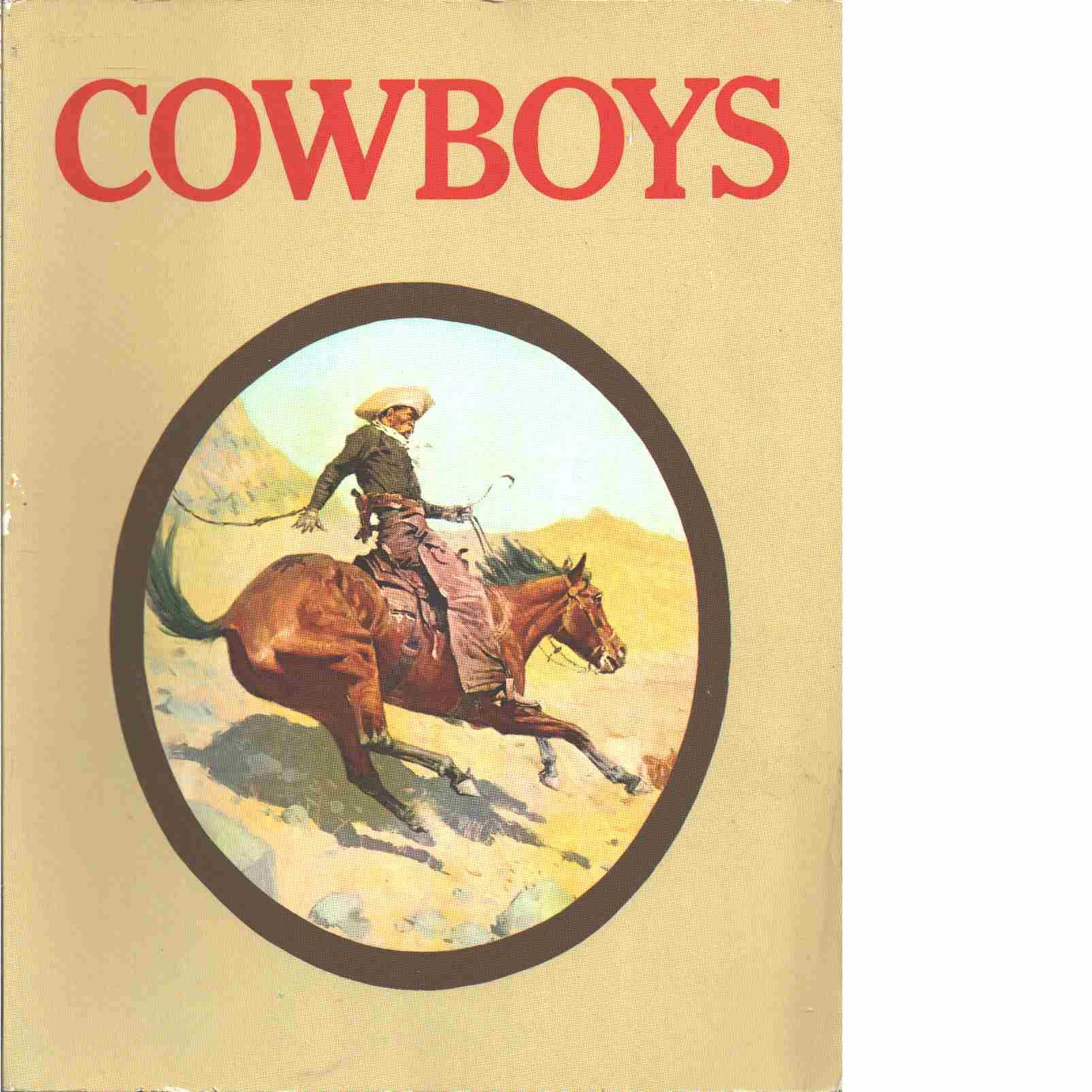 Cowboys - Forbis, William H.
