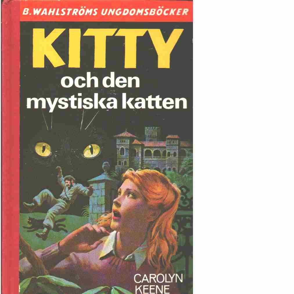 Kitty och den mystiska katten - Keene, Carolyn
