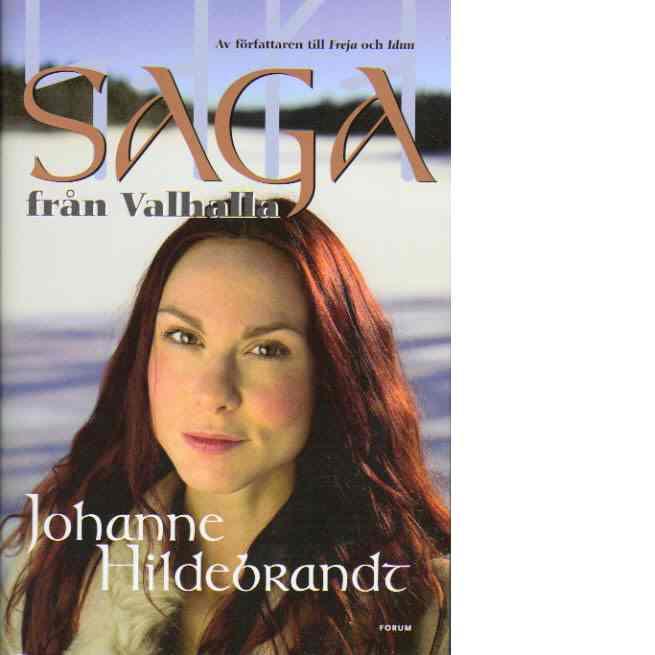 Saga från Valhalla - Hildebrandt, Johanne