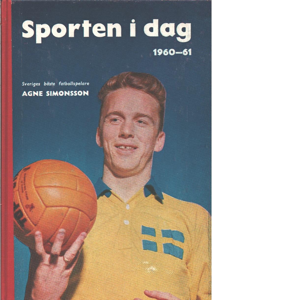 Sporten idag  1960-61 - Red,