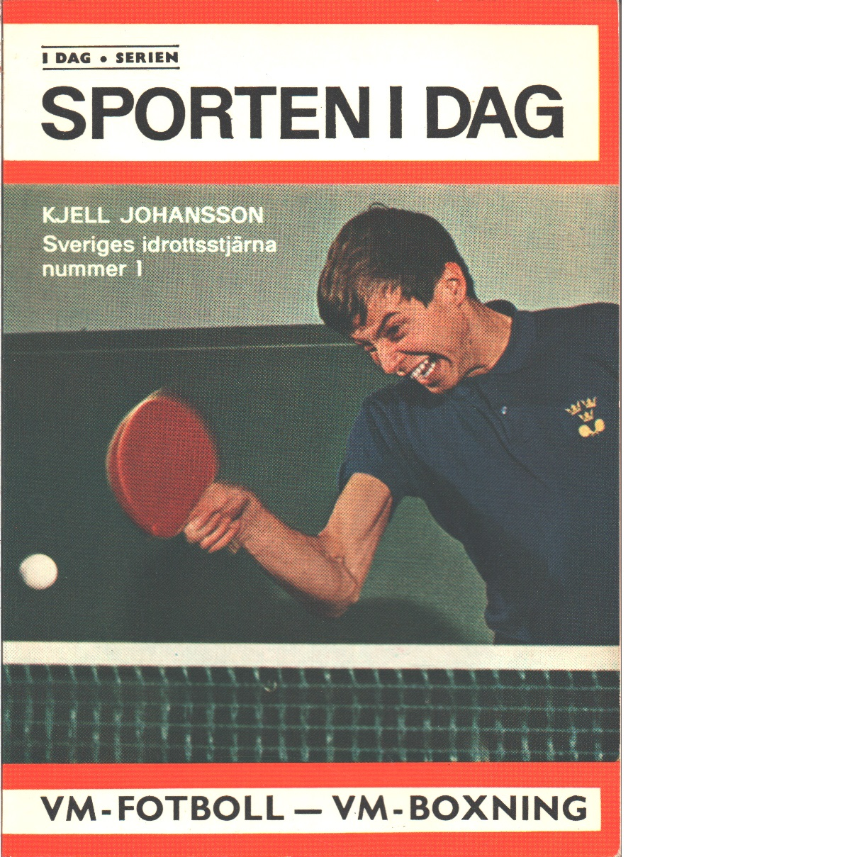 Sporten idag  1966-67 - Red.
