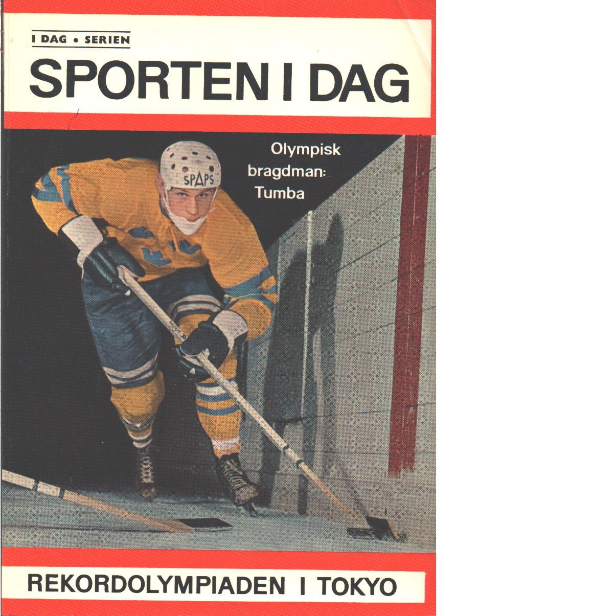 Sporten idag  1964-65 - Red.