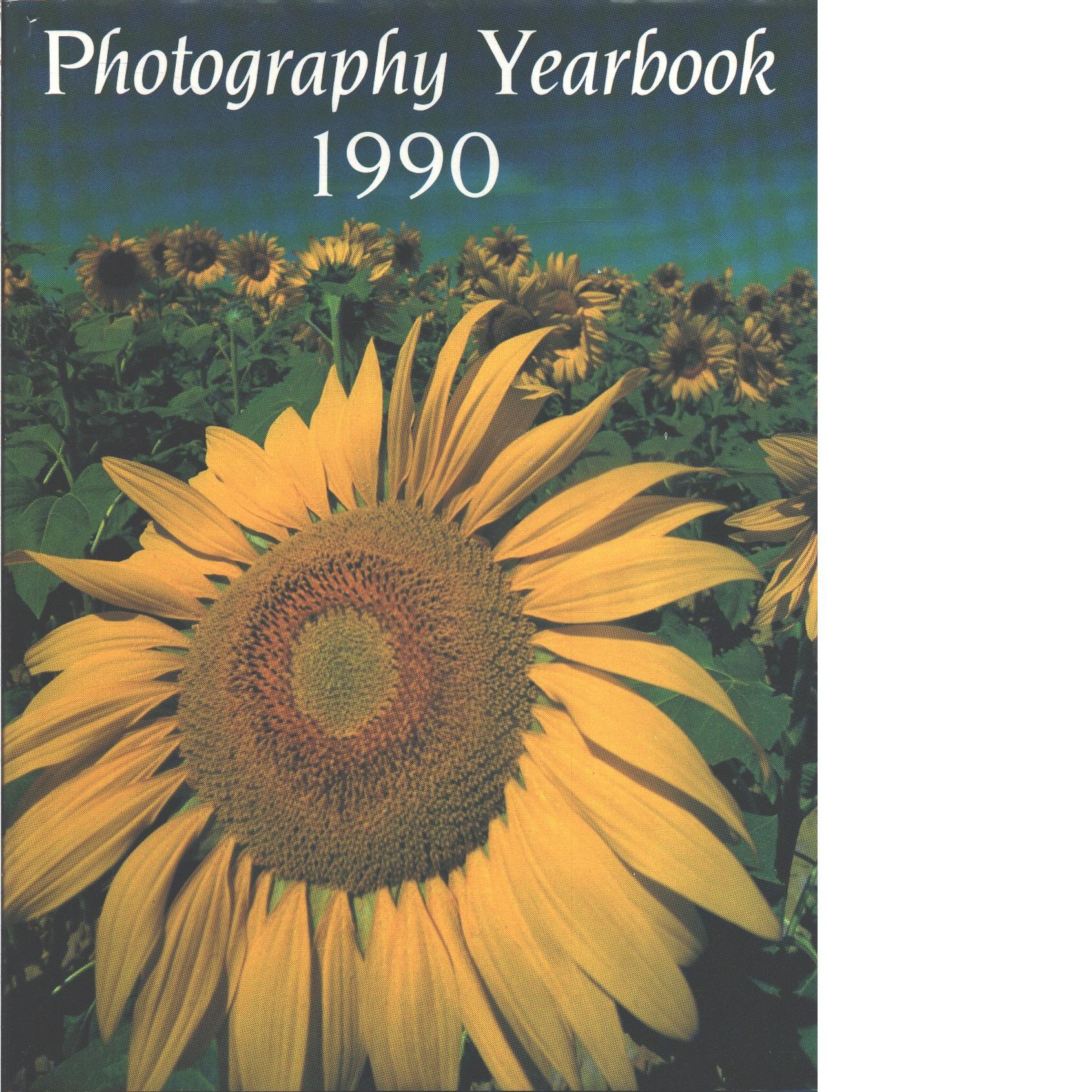 Photography Yearbook 1990 -  Wilkinson, Peter