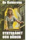 Stadsrådet och döden - Balderson, Bo