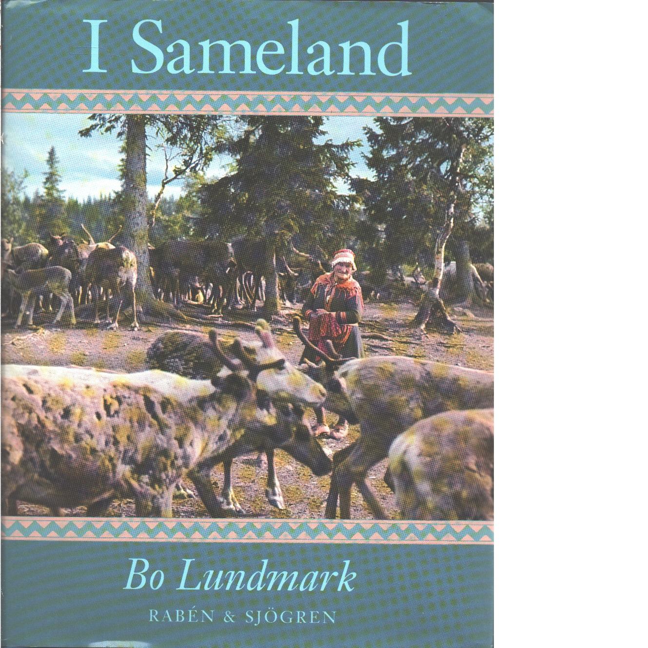 I Sameland - Lundmark, Bo