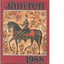 Jämten 1988 : Länsmuseets och Heimbygdas årsbok. Årg. 81 - Red.