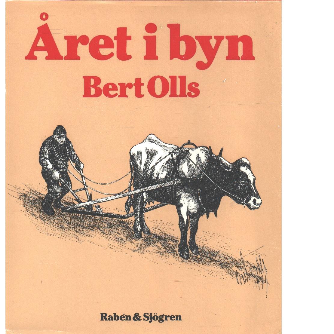 Året i byn - Olls, Bert