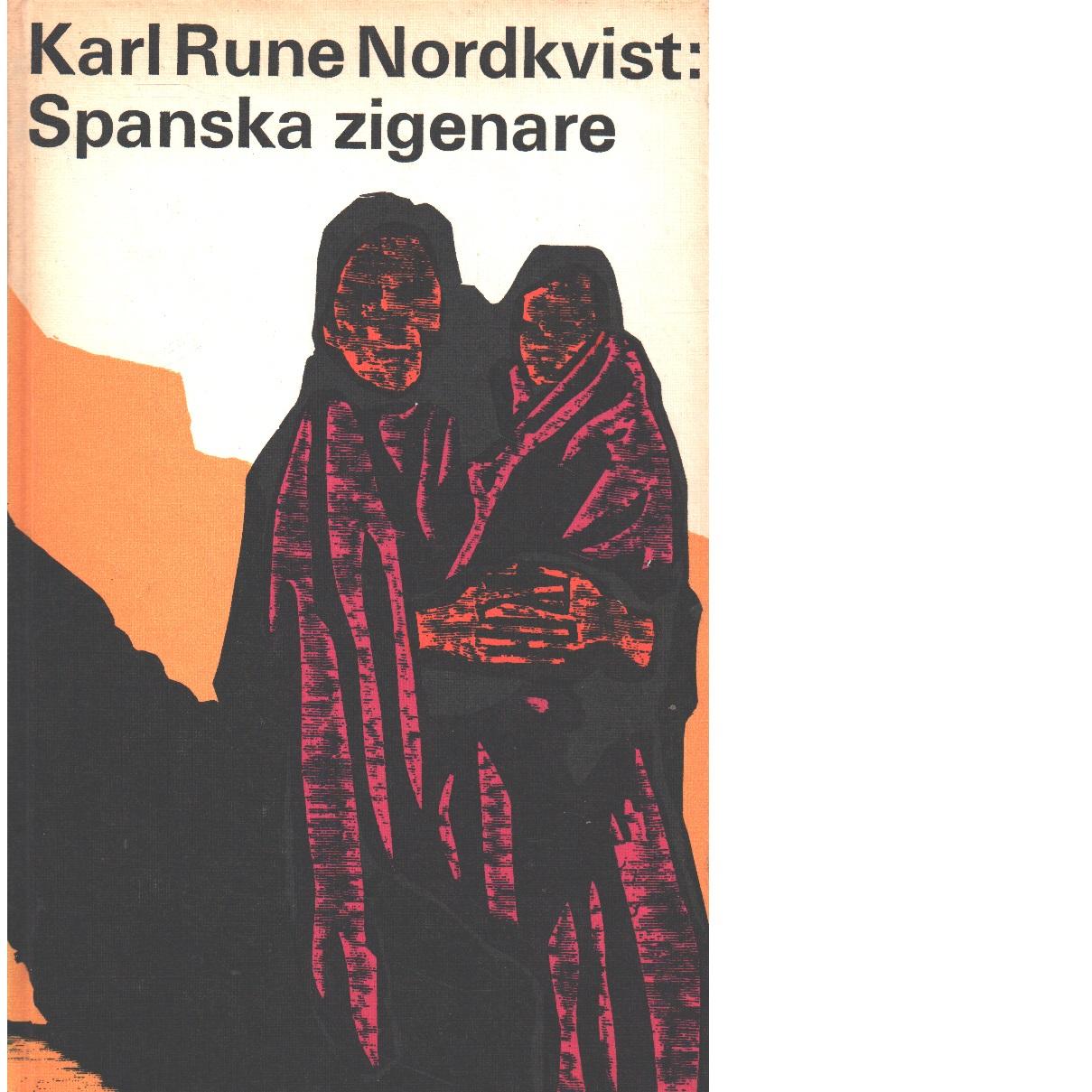 Spanska Zigenare - Nordkvist, Karl Rune
