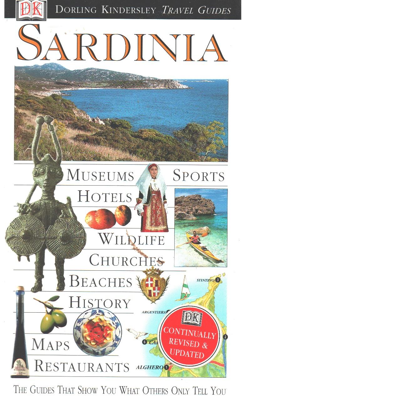 Sardinia.  - Red.