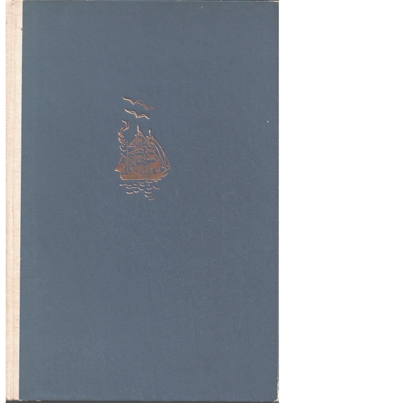 Skepp i gattet : Västkustbilder från hamn och hav - Krantz, Claes