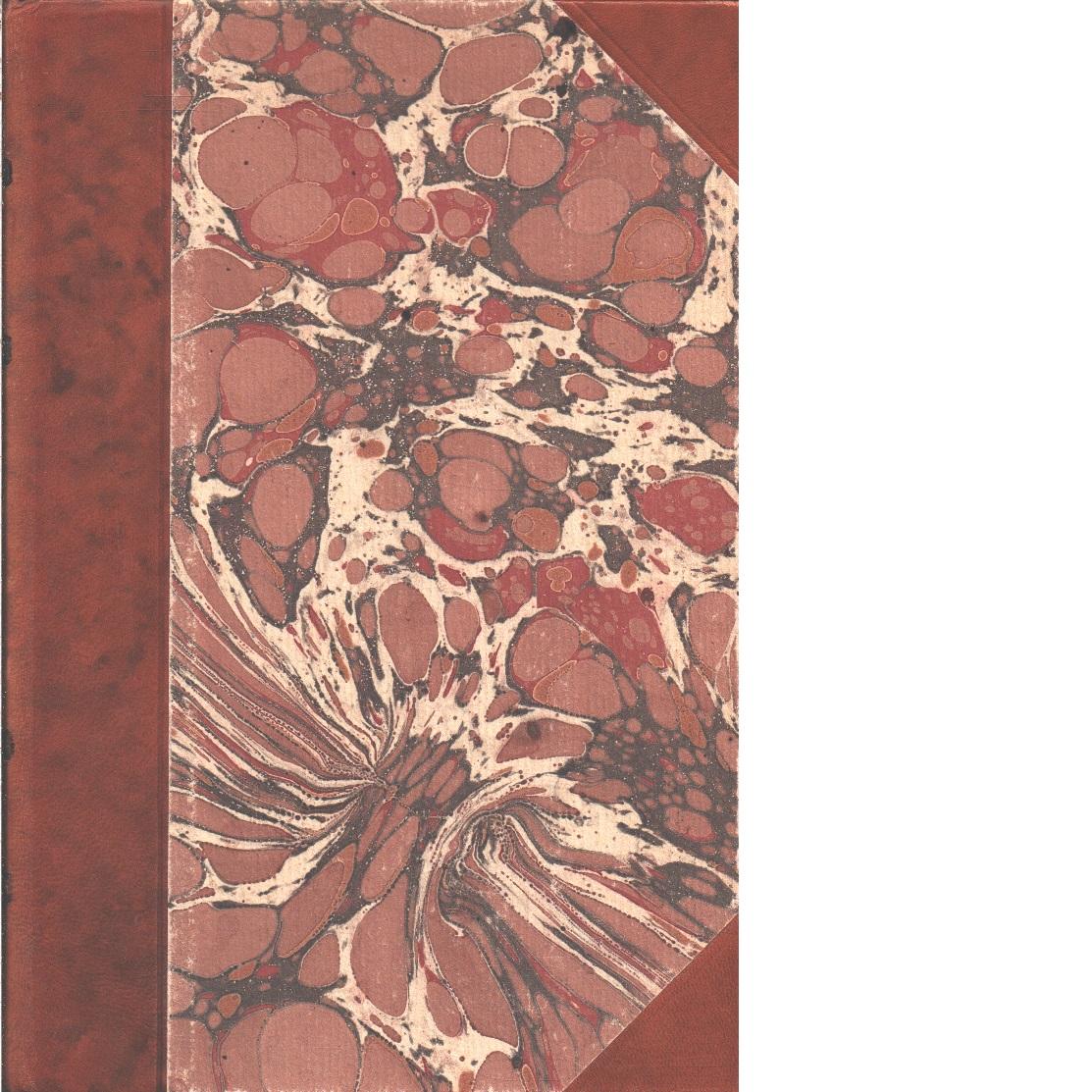 Broderskap : en konstnärsroman från London  - Galsworthy, John