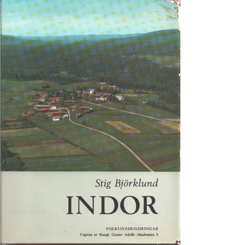 Indor i Våmhus socken - Björklund, Stig
