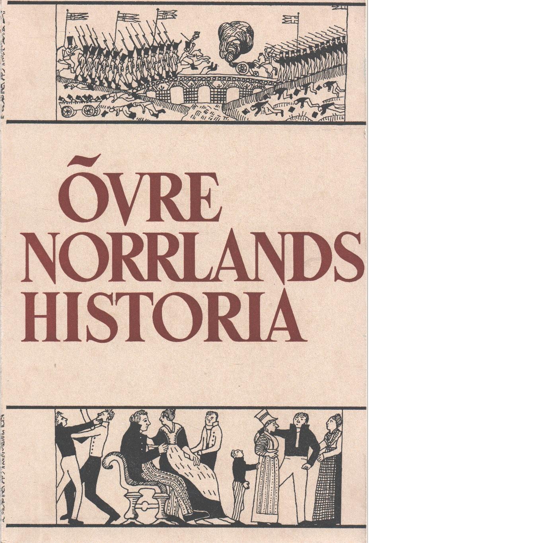 Övre Norrlands historia. D. 4, Tiden 1772-1810 / [Harald Stormyr]  - Red.