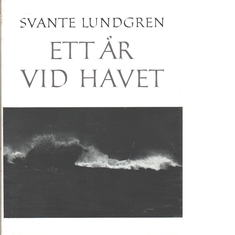 Ett år vid havet - Lundgren, Svante