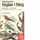 Alla Europas fåglar i färg - Bruun, Bertel  och Singer, Arthur