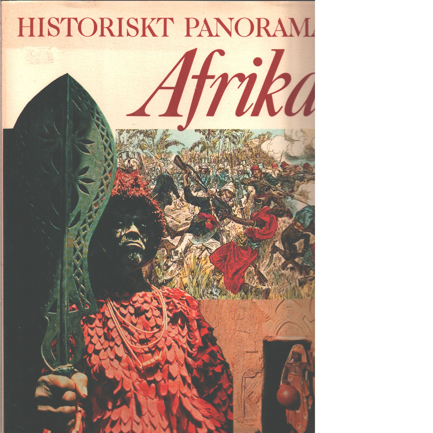 Historiskt panorama Afrika  - Red.