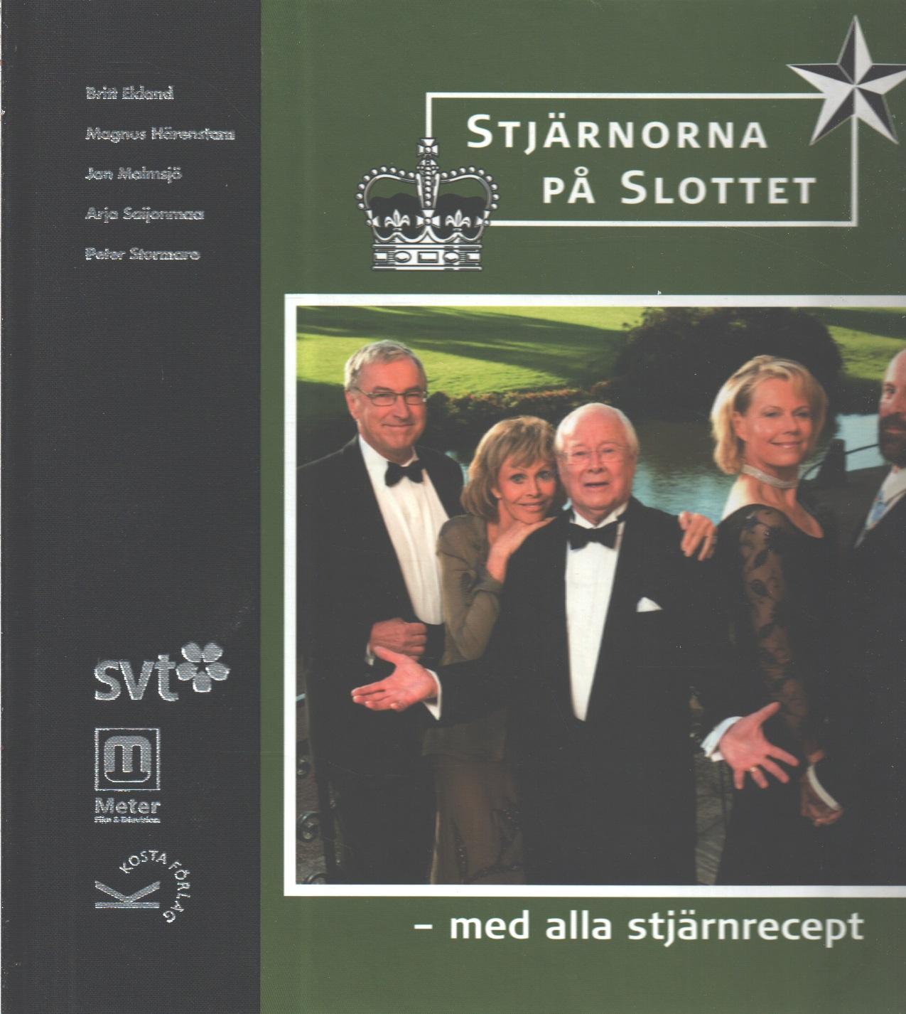 Stjärnorna på slottet : [Britt Ekland, Magnus Härenstam, Jan Malmsjö, Arja Saijonmaa, Peter Stormare  - Edqvist, Lars