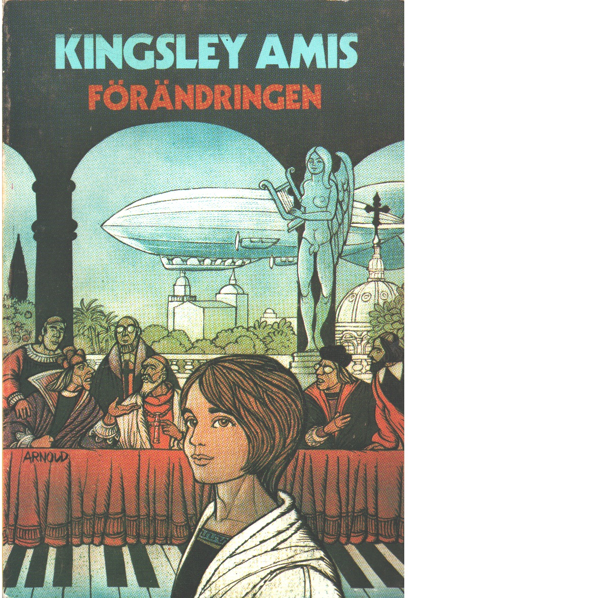 Förändringen - Amis, Kingsley
