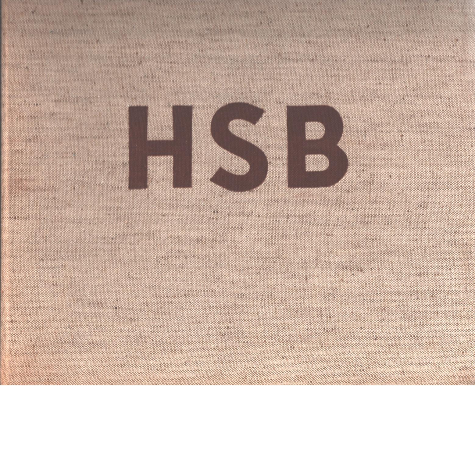 HSB : Hyresgästernas sparkasse- och byggnadsförening  - Red. HSB