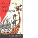 Vicke Viking lurar de rödögda - Jonsson, Runer