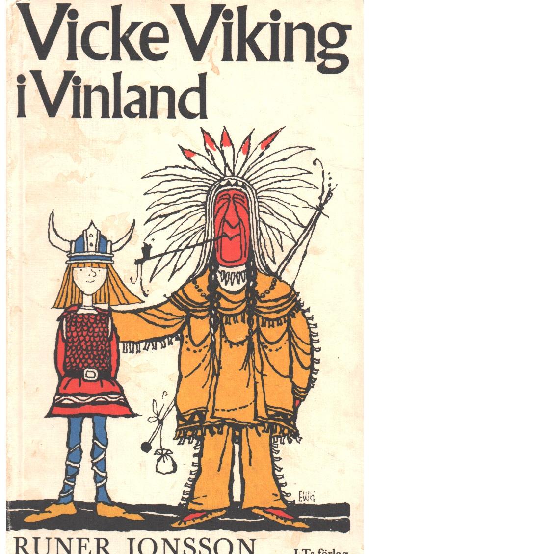 Vicke Viking i Vinland - Jonsson, Runer