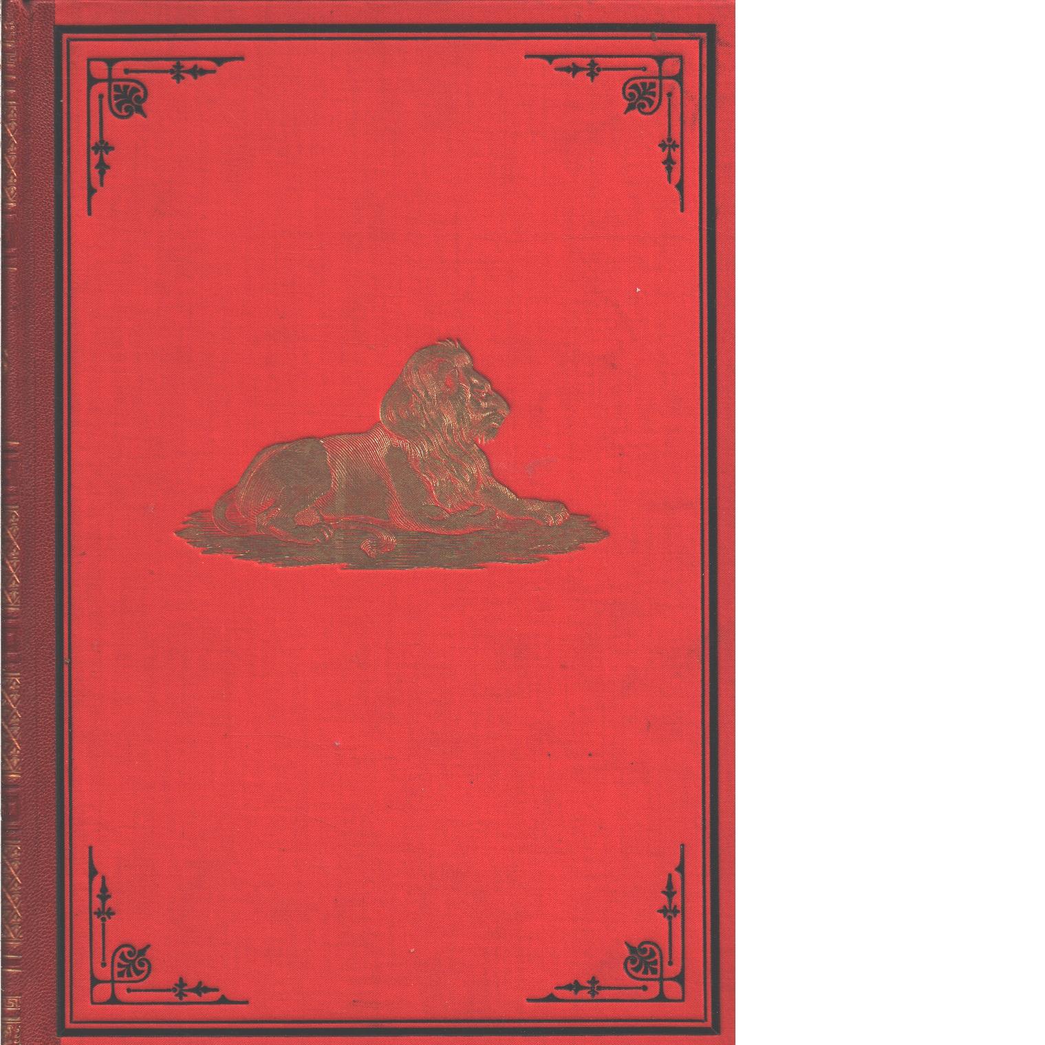 Däggdjurens lif : Med 265 afbildn - Brehm, Alfred
