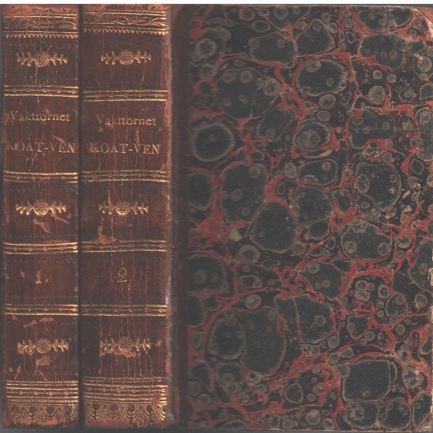 Vakttornet Koat-Vën : sjöroman (1780-1830) - Sue, Eugène