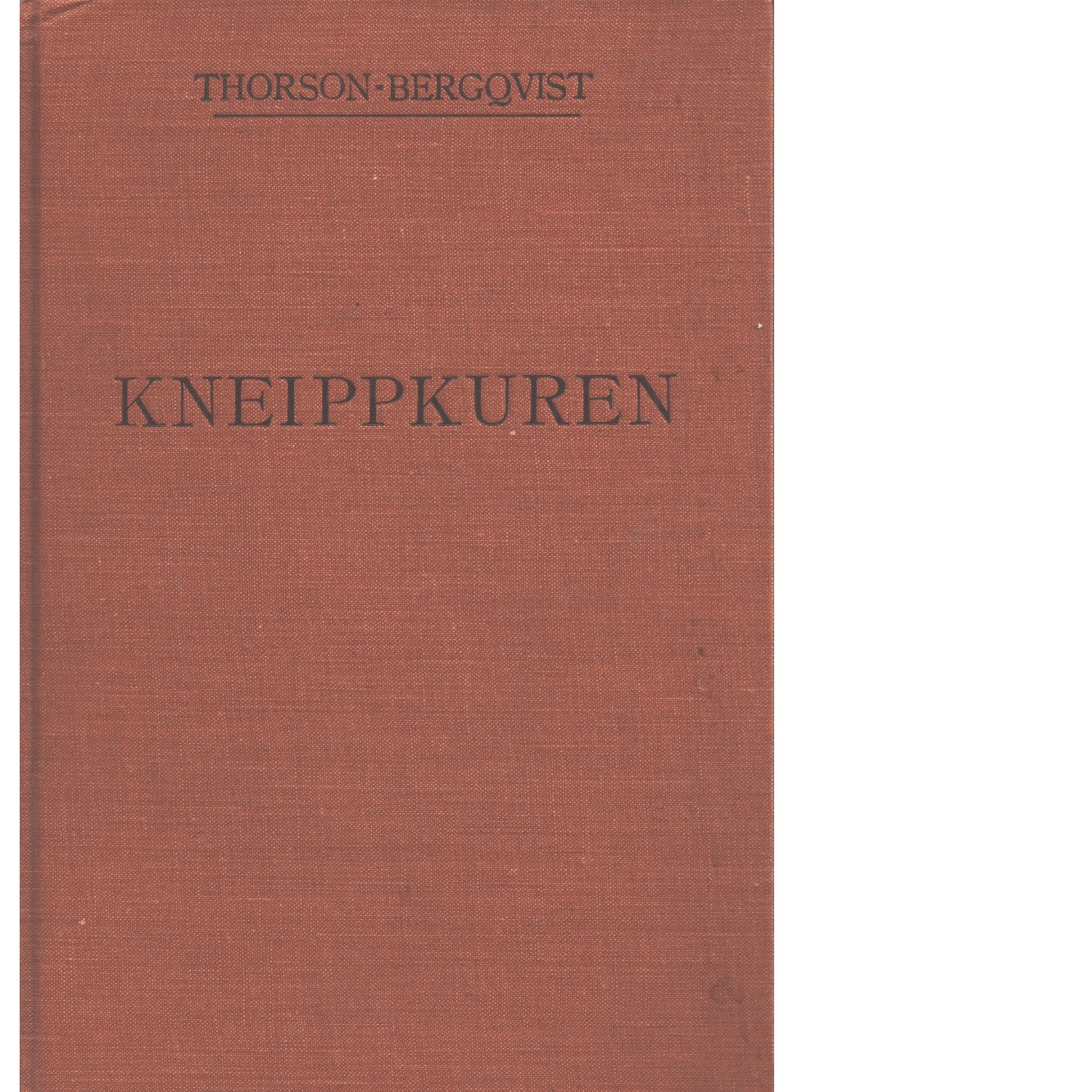 Kneippkuren - Thorson, Th.