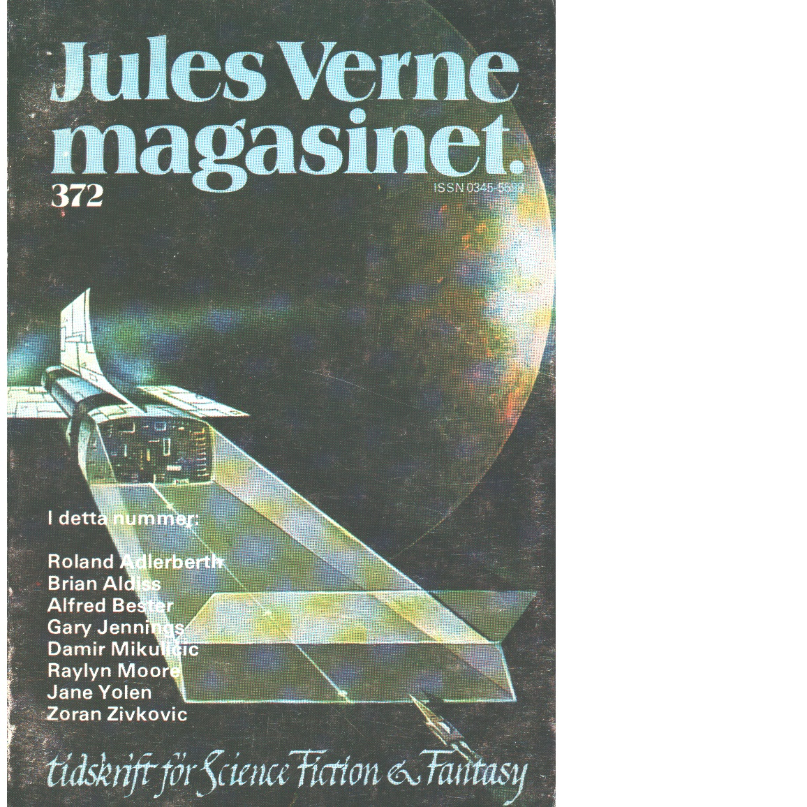 Jules Verne-magasinet : (Veckans äventyr)  - Red.