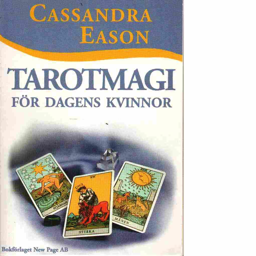 Tarotmagi för dagens kvinnor - Eason, Cassandra