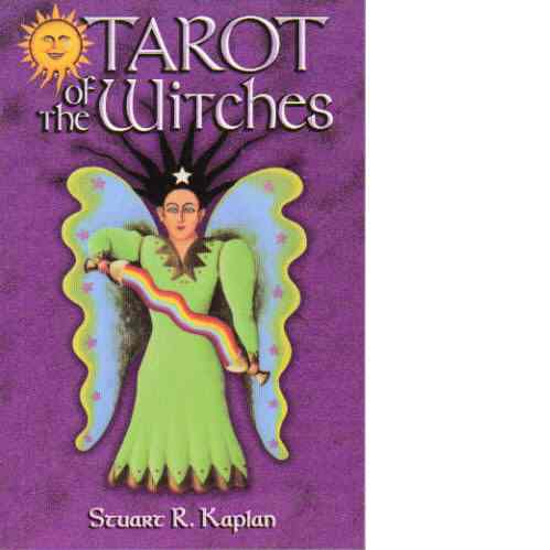 Tarot of the witches book - Stuart R. Kaplan