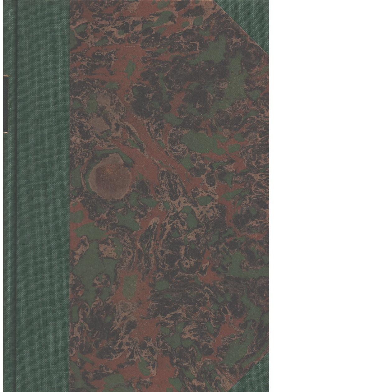 Västerbotten 1943-45 : Västerbottens läns hembygdsförenings årsbok - Red.